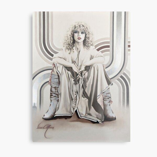 Natascha Metal Print