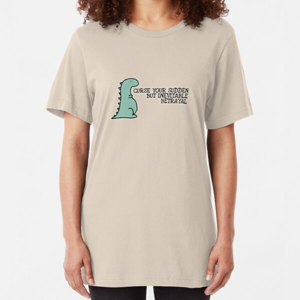Inevitable Betrayal Slim Fit T-Shirt