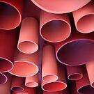 Tubes by Kym Howard