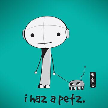 I haz a petz by grrARGH