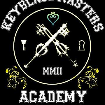 Keyblade Masters Academy by DawnCast