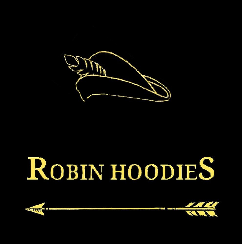 Robin Hoodies by Bekaykay