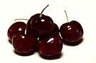 Tis the season to eat cherries by Georgie Hart