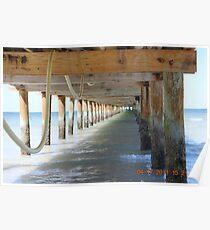 Under The Boardwalk... Poster
