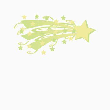 Shooting Star by mogencreative