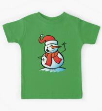 Singing Snowman Kids Clothes