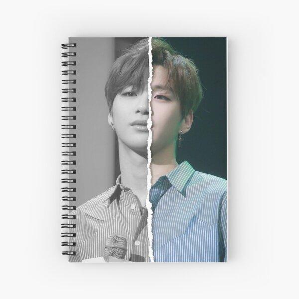 WANNA ONE Kang Daniel (Divided Photo) Spiral Notebook