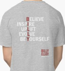 Billy Elliot The Musical Live Logo  Classic T-Shirt
