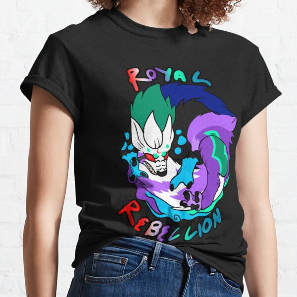 Royal Rebellion LOGO Classic T-Shirt