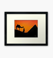 The Prophet Nr1 Framed Print