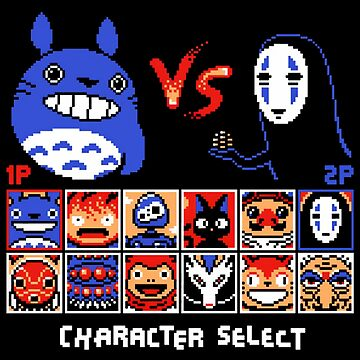 Totoro Game  by ChaneCollect