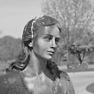 Gray Lady by rosaliemcm
