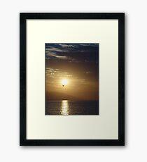 Afternoon in Puerto Vallarta - Tarde en Puerto Vallarta Framed Print