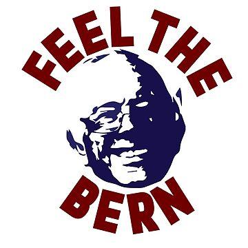 FEEL THE BERN! by vamsoirin
