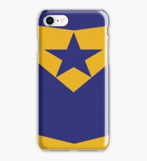 Booster Gold Chest Phone Cover iPhone Case/Skin