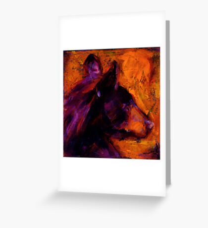 Black Bear People Are Dreamers III Greeting Card