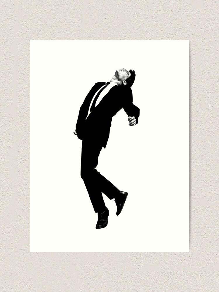Fine art print Robert Longo /'Men in the Cities/' 6