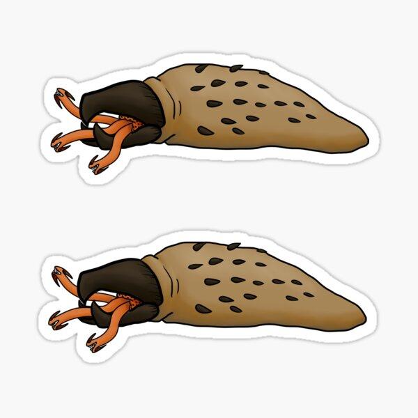 Graboids Sticker