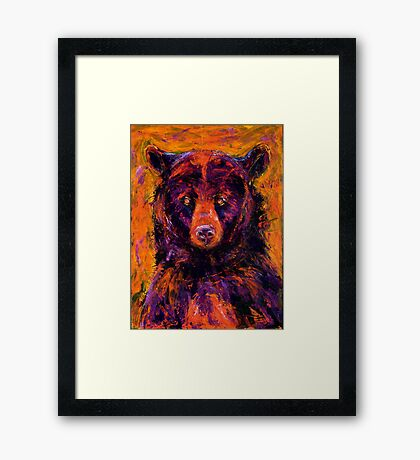 We Never Really Got A Chance to Say Goodbye Framed Print