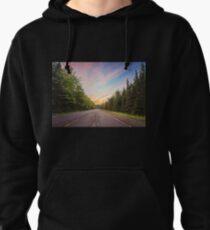 Sunset Landscape Pullover Hoodie