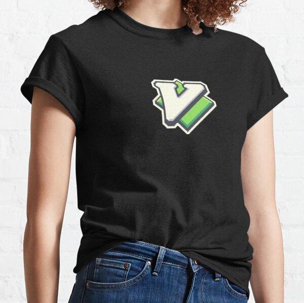 Vim Pixel Art Classic T-Shirt