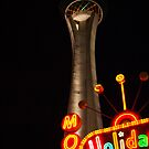 Stratosphere and Holiday Motel by Henry Plumley