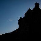 Dark Castle by dgscotland