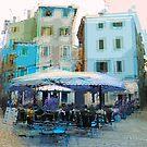 The Essence of Croatia -  Italian Cafe by Igor Shrayer