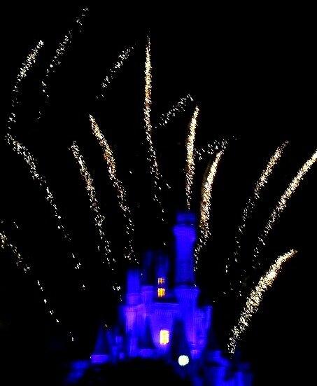 Fireworks, Walt Disney World by rc2061988