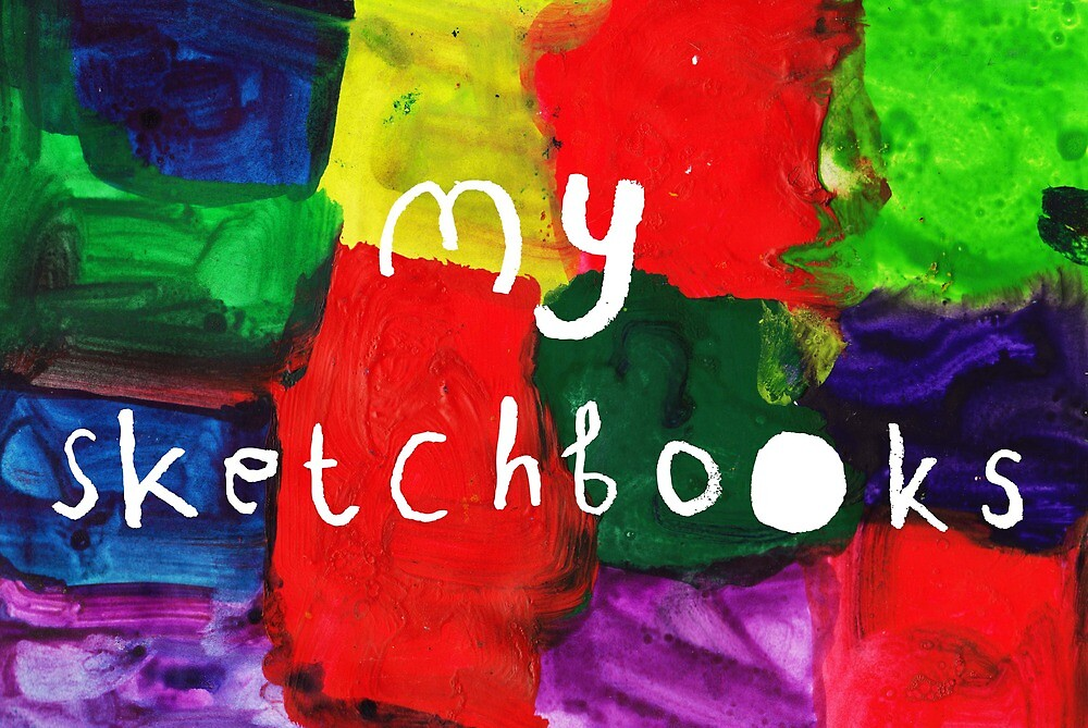 sketchbooks by nikkimiles