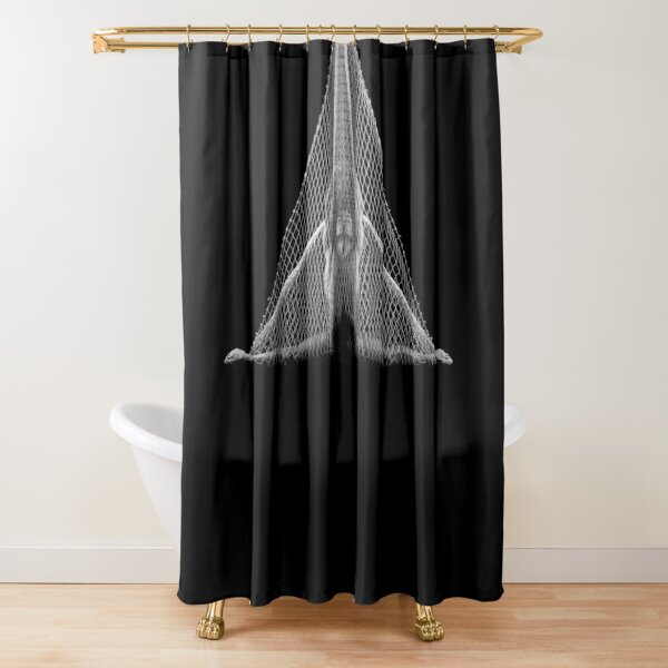 Andromeda Circus Shower Curtain