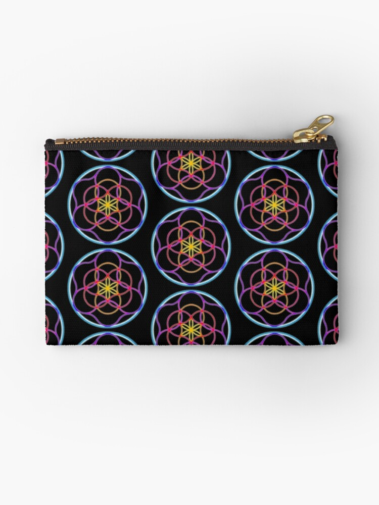 Flower of Life (Neon) by johngreene