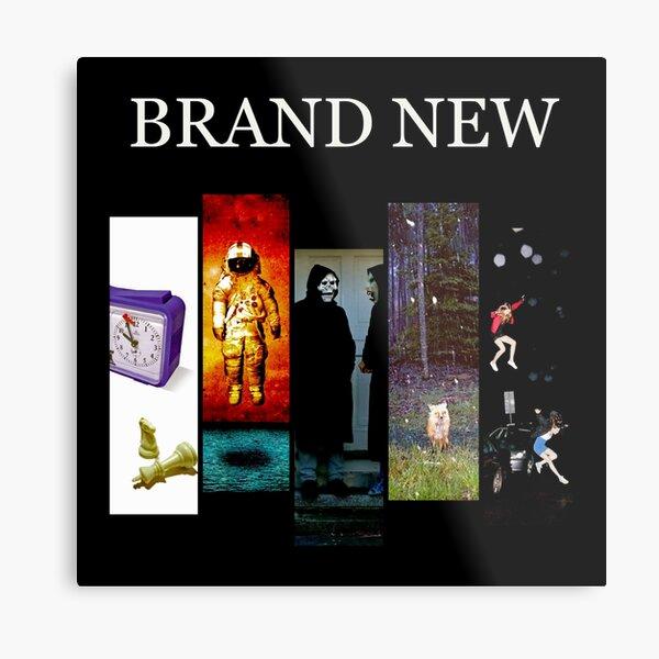 Brand New Metal Print