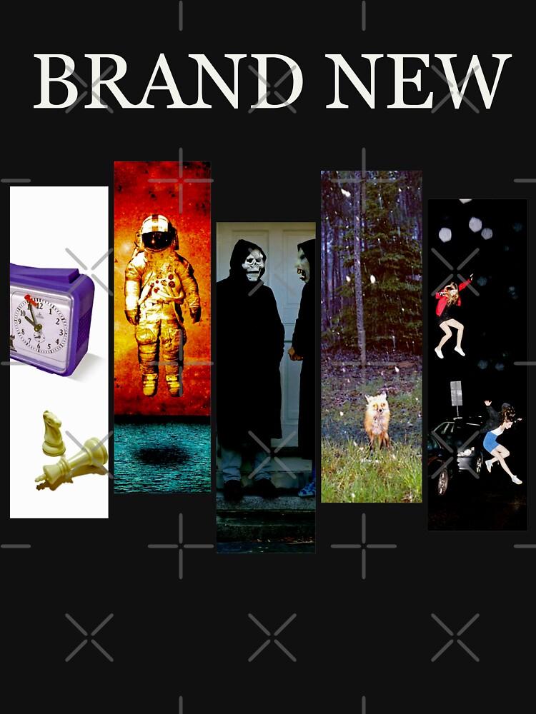Brand New by thearkestry
