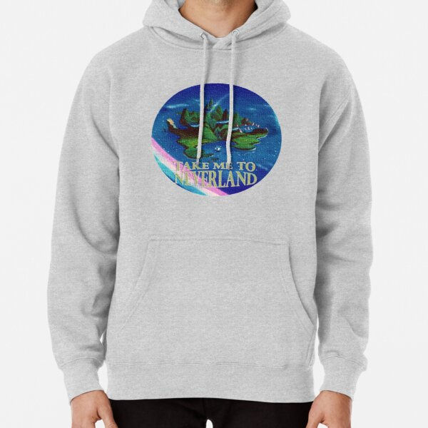 Take Me to Neverland Pullover Hoodie