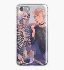 Skeletons iPhone Case/Skin