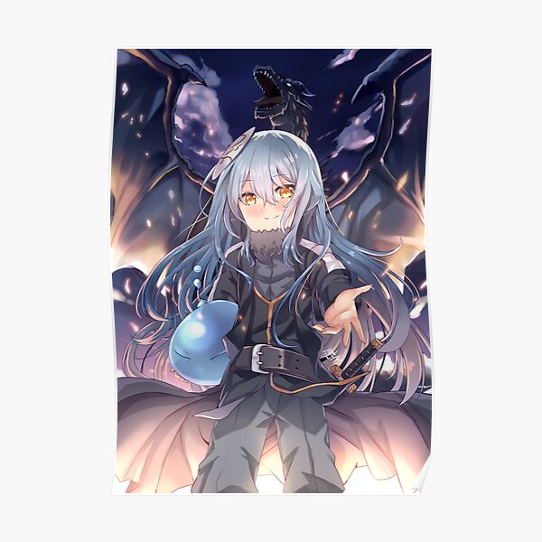 That Time I Got Reincarnated as a Slime - Rimuru Tempest Poster