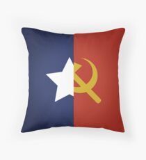 Twilight Cold War Boardgame Throw Pillow
