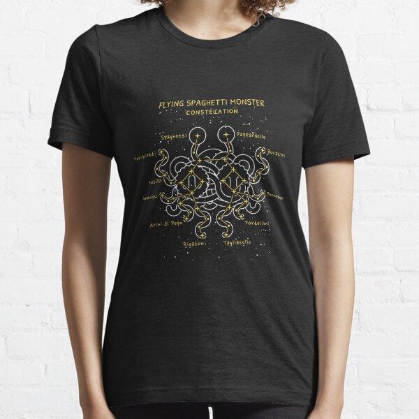 Flying Spaghetti Monster Constellation Essential T-Shirt