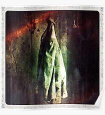 Coat Hanger Poster