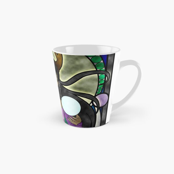 Purple Forest Mage Tall Mug