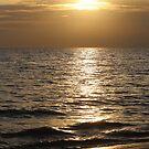 Sunset Beach by Bob Hardy