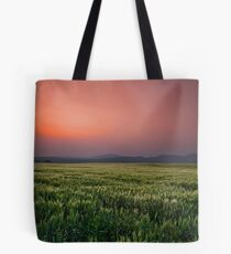 Color of fire Tote Bag