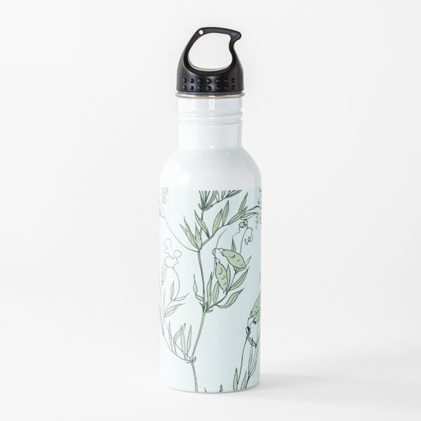 Spring shoots Water Bottle
