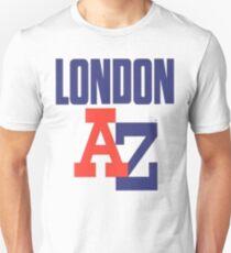 London A-Z T-Shirt