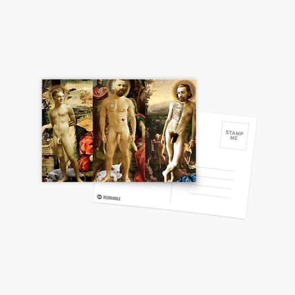 Modern Apostles Postcard