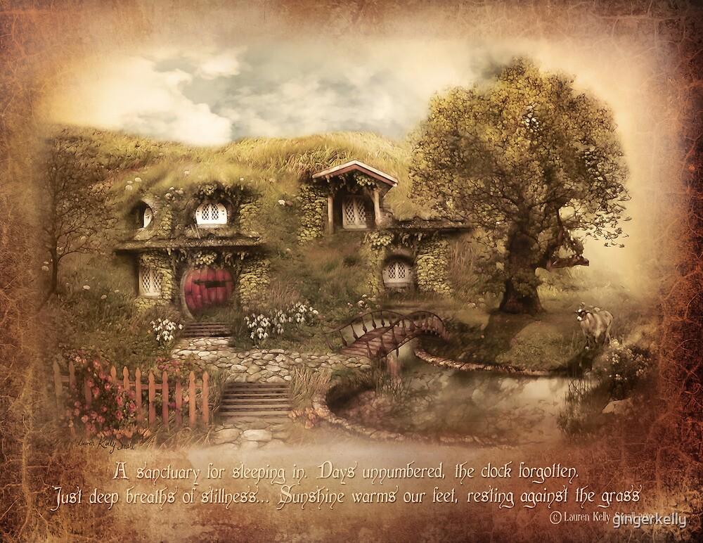 08 August: Faerie Folk by gingerkelly
