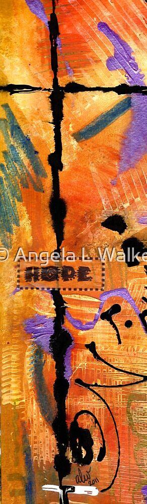 The GRACE of GOD by © Angela L Walker