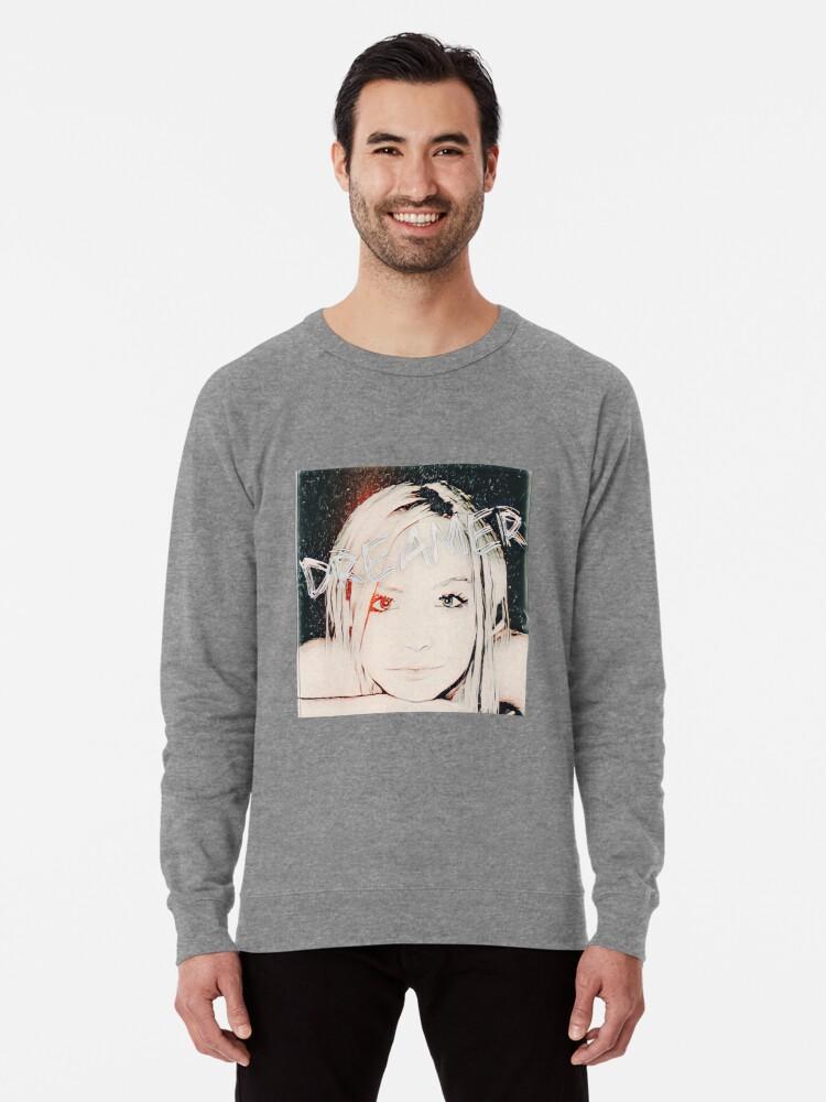 Alternate view of Dreamer  Lightweight Sweatshirt