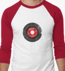 MARIO 45 rpm Men's Baseball ¾ T-Shirt